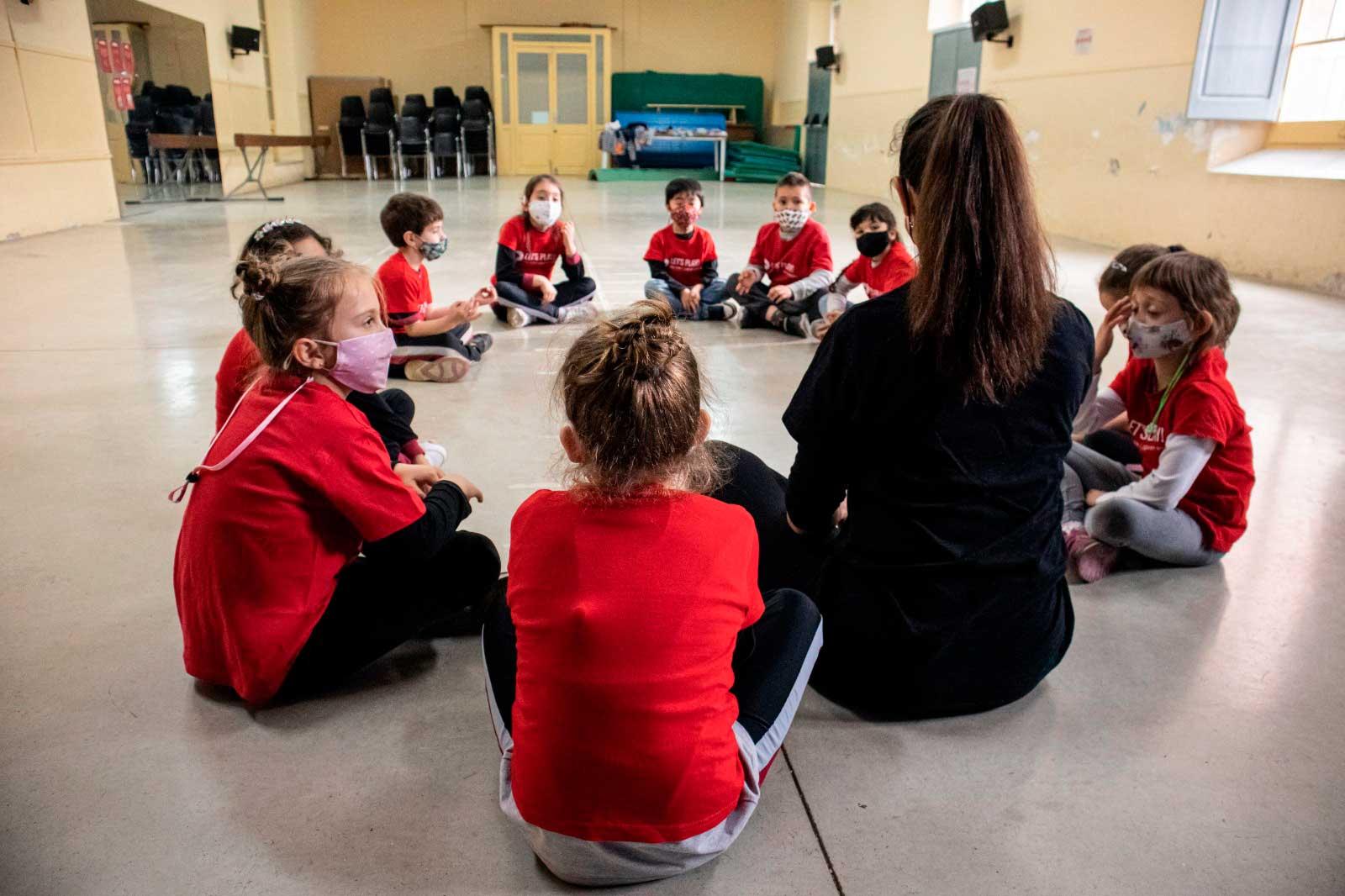 Busques un projecte educatiu innovador i en anglès per la teva escola?